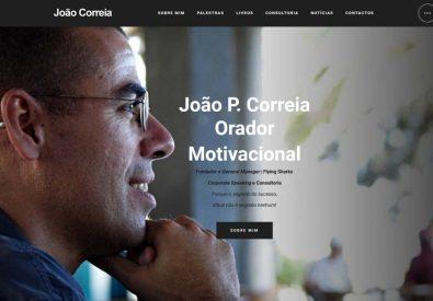 João P. Correia – Orador Motivacional